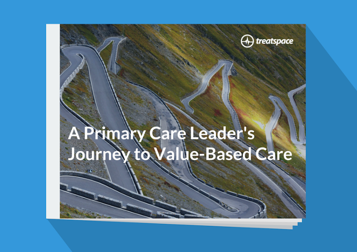 Primary Care Leader Journey Value Based Care